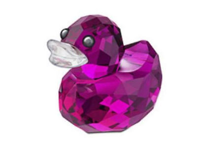 Swarovski Crystal Happy Duck - Sweet Alicia 1041290 Mint Boxed Retired Rare