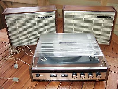AKORDS Russian/Soviet VINTAGE HI FI system. EXCELLENT CONDITION. ULTRA RARE.