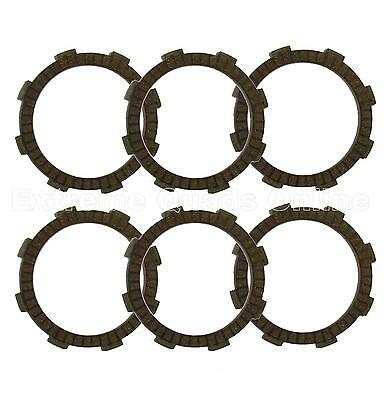 Genuine SMC RAM 250 6 x Clutch Friction Plates to fit Quadzilla SMC RAM 250 ATV