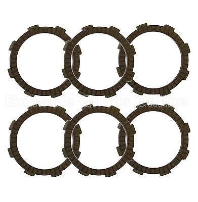 Quadzilla SMC RAM 250e 6 x Clutch Friction Plates Quadbike ATV