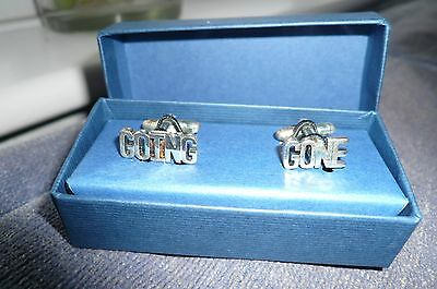 CUFF LINKS GOING GONE - 50 PAIRS BARGAIN AT 50p  A PAIR !!!AUCTION HOUSES !