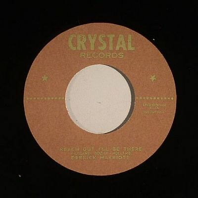 """HARRIOTT, Derrick/BOBBY ELLIS/THE CRYSTALITES - Reach Out I'll Be There - 7"""""""