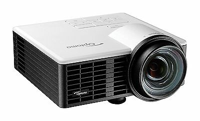 Optoma ML750ST Short Throw 20000: LED DLP Projector - New and Sealed