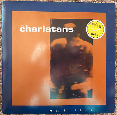"""The Charlatans – Me. In Time / Occupation h. Monster (7"""" Vinyl - SIT 84)"""