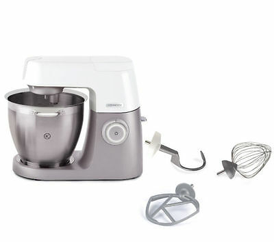 KENWOOD Chef Sense XL KVL6000T 6.7L 1200W Stand Mixer - Silver- New and Sealed