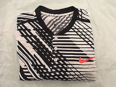 Nike Roger Federer Australian Open 2017 Polo Shirt Gr. M Final Outfit Sold Out
