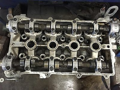 Mazda MX5 Mk2 1.6L Cylinder Head with Manifold and Cams - Used