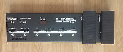 Line 6 floor board for the Pod 2.0