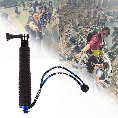 Extendable Pole Hand Grip Monopod Selfie Stick For GoPro Hero 5 4 3+ 3 2 Camera