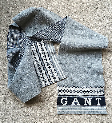 Excellent quality scarf by Gant