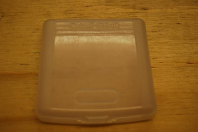 5 x OFFICIAL GAME CARTRIDGE PLASTIC CASE - GameGear - Sega - Cleaned & Tested