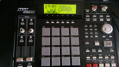 "Akai MPC 2500 ""Exclusive J Dilla Limited Edition"" (Very Rare)"