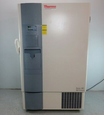 Thermo Forma 8607 Ultra Low Temp Freezer with Warranty Video in the Description