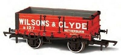 OXFORD RAIL OR76MW4003 1:76 MAßSTAB OO Wilsons And Clyde 4 Plank Wagon