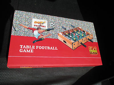 Collectable Panini Table Top Football Table