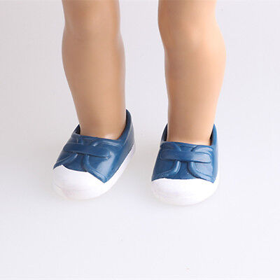2016 cute fashion new  shoes for 18inch American girl doll party b538