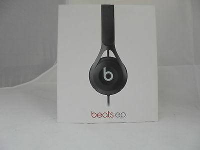 BEATS by Dr Dre EP On-ear Headphones Black with Single-sided cable