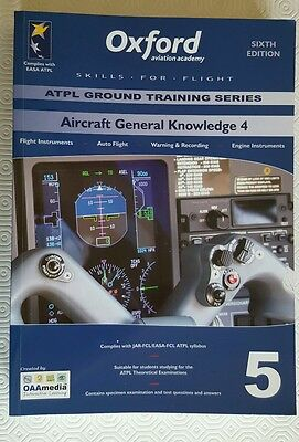 Oxford Aviation Academy ATPL Manual Aircraft General Knowledge 4 Book 5