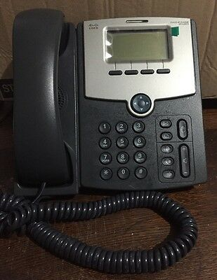Cisco SPA502G 1-Line POE IP SPA 502 G Business Office Phone