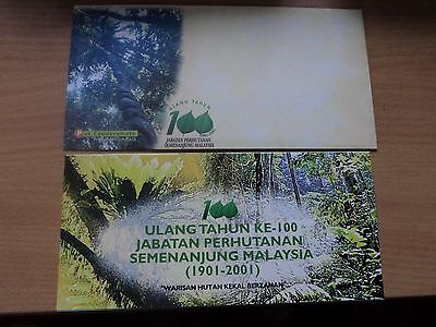 Malaysia 2001 18 Oct Presentation Pack Cent Peninsular Malaysia Forestry Dept