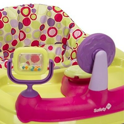 Safety 1st Ready-Set-Walk Walker, Dottie New