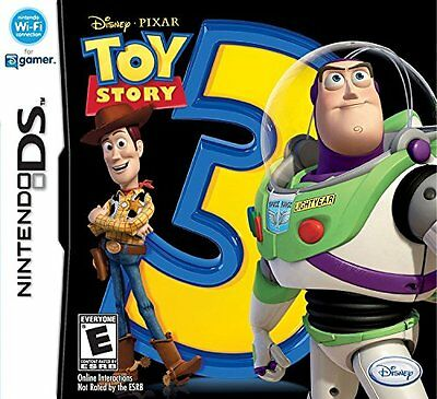 NEW - Toy Story 3 The Video Game - Nintendo DS