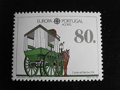 """Acores - Europa 1988 """"Les Transports"""" - Y.T.379 - neuf **  Mint MNH"""