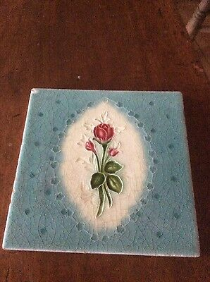"Antique tile 6"" x 6"""