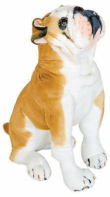 Bull Dog Plush Soft Toy (Height 52Cm)