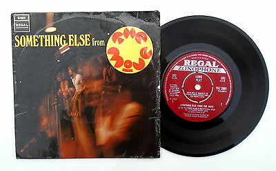 """The Move ~ Something Else From The Move 7"""" EP 45 ~ 1968 (UK) 1st Press ~ TRZ2001"""