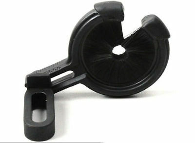 Compound Bow Universal Type Arrow Brush Rest Right Or Left Hand Black