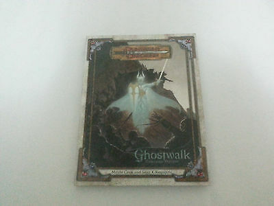 Dungeons and Dragons 3rd Edition GhostWalk Campain book