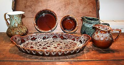 Cornish Fosters Pottery Collection And Other Slip Ware