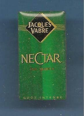 Pin's pin CAFE JACQUES VABRE NECTAR PUR ARABICA (ref G)