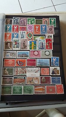 50 timbres europa (lot1)