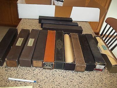 14 old piano rolls - Nevin / Sterling / Qrs / 88 Note / Rythmodik