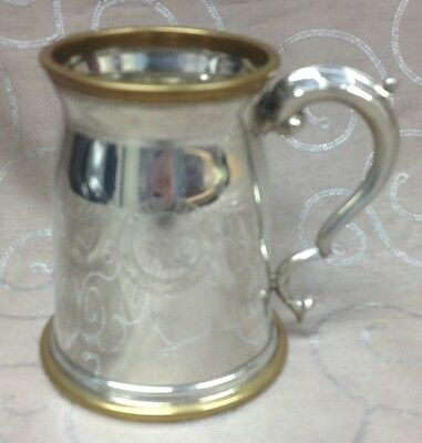 Wentworth Pewter Tankard - Classic Racing Motorcycle Club