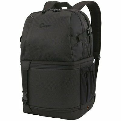 Lowepro DSLR Video Fastpack 350 AW Quick Access Backpack - Black - Free Shipping