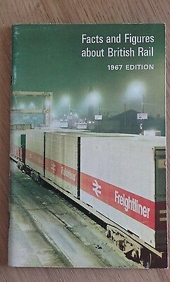 British Rail facts and figures 1967 Freightliner Sealink