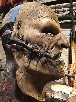 Corey Taylor .5 Mask Cosplay Halloween