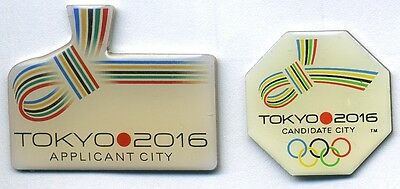 Pin's Olympic Tokyo candidate city Ville candidate 2016 Jeux Olympique