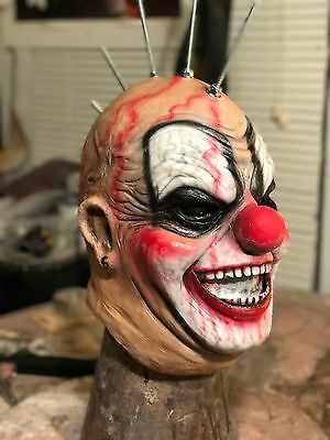 Slipknot Clown Mask Bolthawk