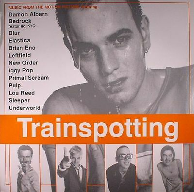 VARIOUS - Trainspotting: 20th Anniversary Edition (Soundtrack) - Vinyl (2xLP)