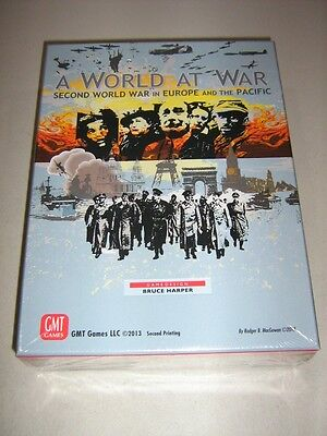 A World at War: Second World War in Europe and the Pacific (New)