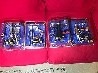Tim Burton's Nightmare before Christmas, Four collectable Models, series 1, MiB