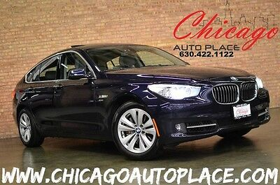 2011 BMW 5-Series Base Hatchback 4-Door BMW 5 Series Gran Turismo 535i xDrive NAVI PANO FULL COLD WTHR