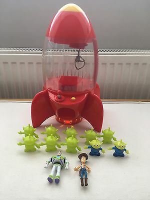Disney Toy Story Space Crane With Figures