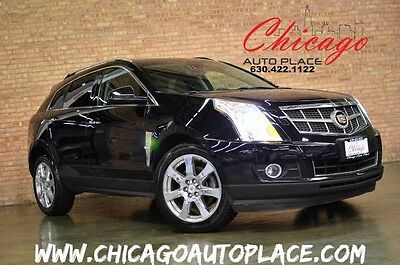 2010 Cadillac SRX Premium Sport Utility 4-Door 2010 Cadillac SRX Turbo Premium Collection
