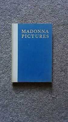 Madonna Pictures signed book