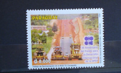 PARAGUAY 2006 30 Yrs.  Anniv. of OPEC Stamps / sellos / timbres / briefmarken